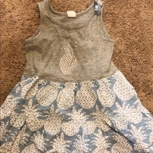 Gap pineapple dress